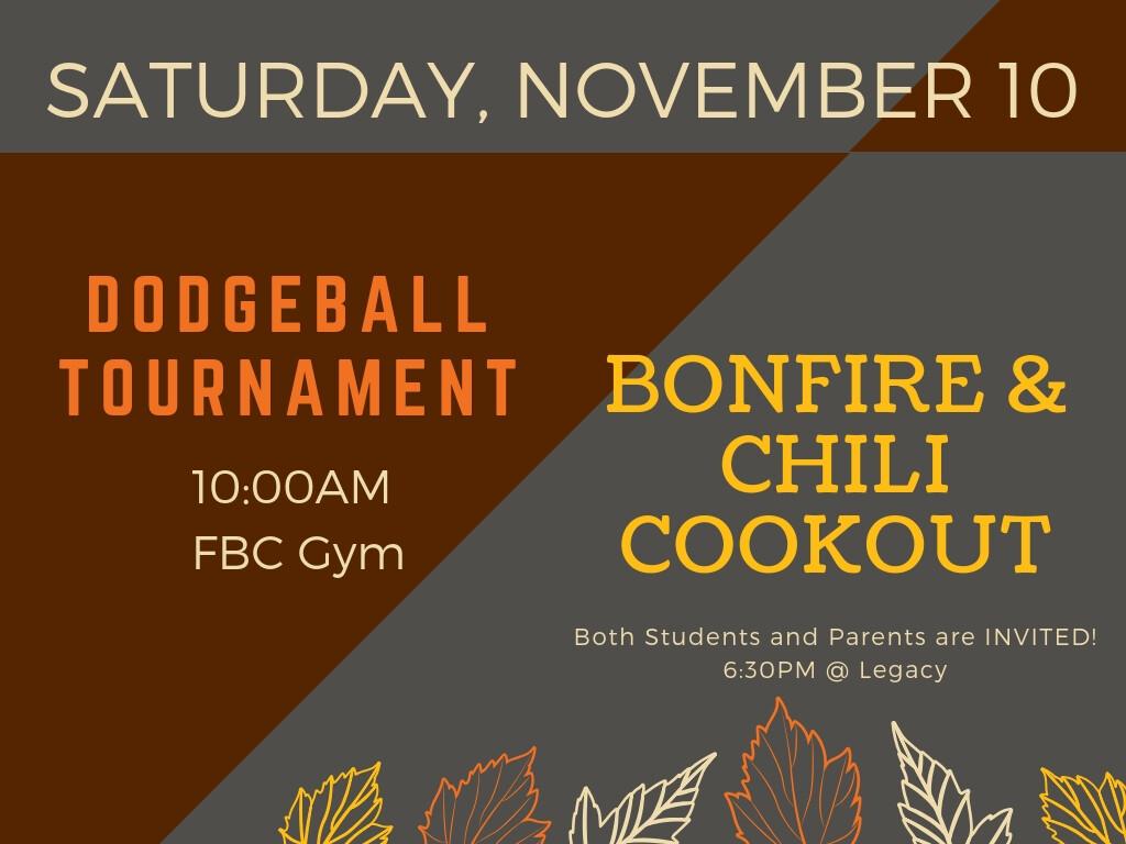 Student Dodgeball Tournament