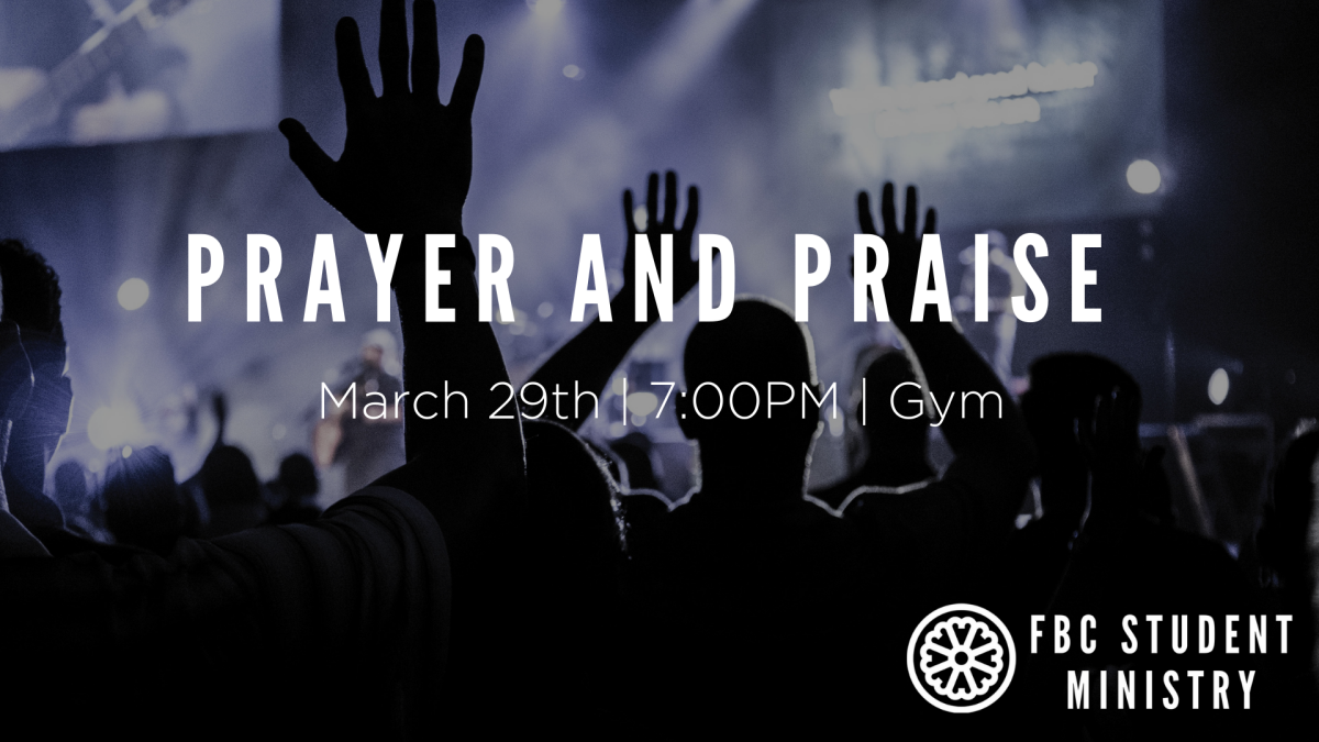 Student Prayer and Praise