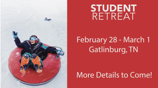 Students Ober Gatlinburg Weekend