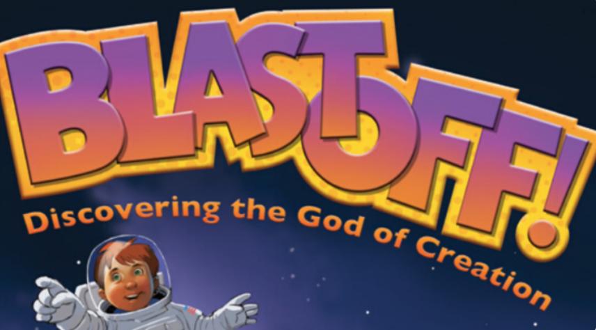 """""""Blast Off!"""" Children's Musical"""
