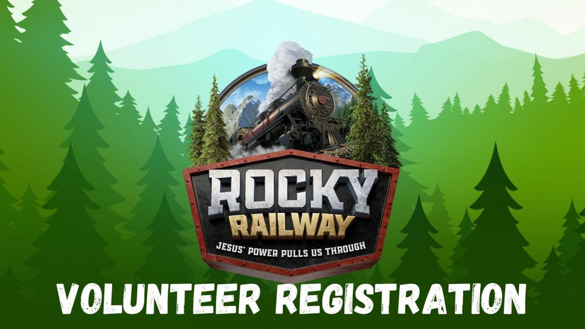 VBS 2021 Volunteer Registration